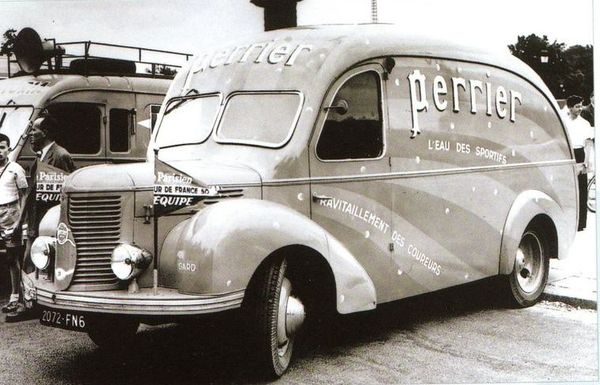 Hotchkiss PL20 Perrier Tour de France 1950