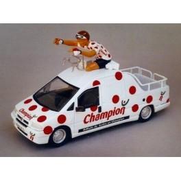 Peugeot Expert Champion Year 2000 (Kit unassembled)