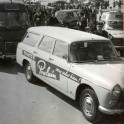 Peugeot 404 Break Chocolat Poulain Tour de France 1963