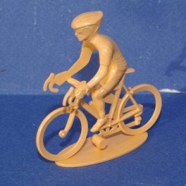 Climber position cyclist - Unpainted