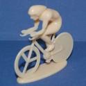 ITT Plastic cyclist - Unpainted