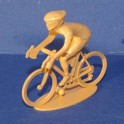 Sprinter position cyclist - Unpainted