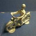 Moto Salza en métal - Non peint