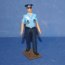 French Policeman - 00's Uniform - Scale 1/32
