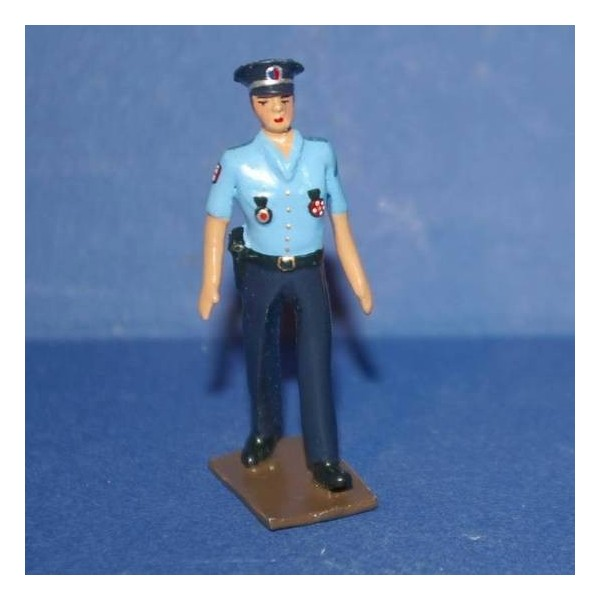 French Policeman 00s Uniform Scale 132