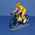 Yellow jersey cyclist - Years 2000