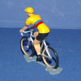 Colombia team cyclist