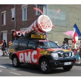 Nissan Pathfinder RMC Tour 2006