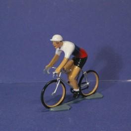 Russian team cyclist