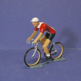 Canadian team cyclist
