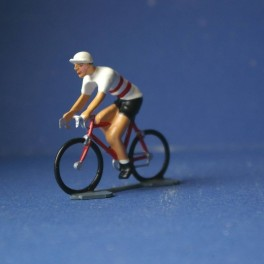 Britanny team cyclist