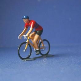 Ile de France team cyclist