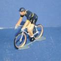 Sweden team cyclist