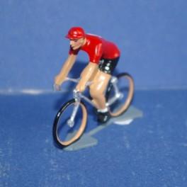 Turkish team cyclist