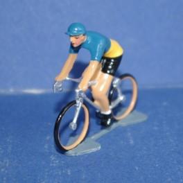 Ukrainian team cyclist