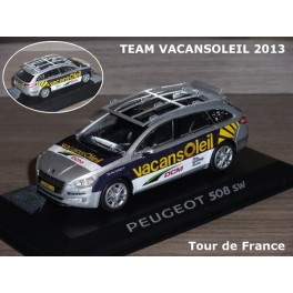 Peugeot 508 SW Vacansoleil 2013