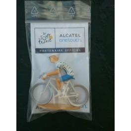 Cycliste personnalisé