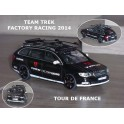 Skoda Superb Combi Trek Factory Team 2014 Season