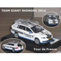 Skoda Superb Combi Trek Factory Team Saison 2014