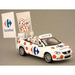 VW EOS Carrefour Tour 2011