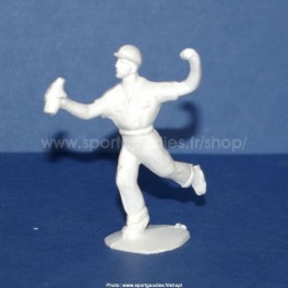 Unpainted plastic cameraman figure for Salza cars - Type Salza- 1/32 Scale