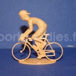 Cyclist retro climber position - Unpainted