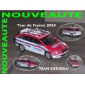 Skoda Superb Combi Team Lotto Belisol Saison 2014