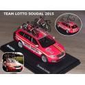 Skoda Octavia Combi III Team Lotto Soudal Saison 2015