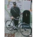 Facteur et son vélo