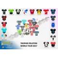 2017 Pro Team jersey Trophy