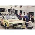 Peugeot 504 Break MAVIC TDF 1977