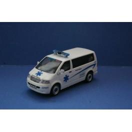 VW Transporter Assistance médicale