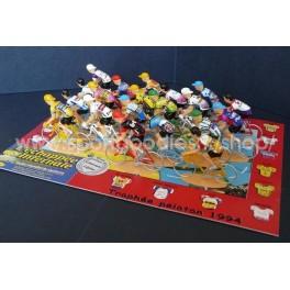 1994 Trophée de 20 cyclistes