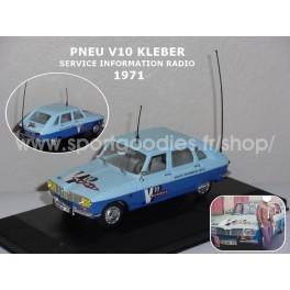 Renault 16 Pneu Kleber V10 1971