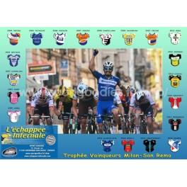 Milan - San-Remo winners