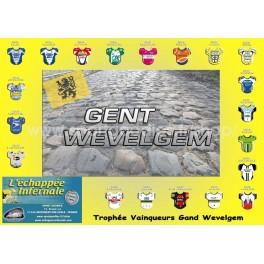 Gent Wevelgem winners
