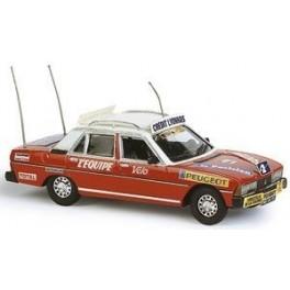 Peugeot 604 Directeur du Tour 1985
