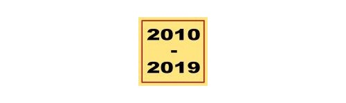 Squadre 2010-2019
