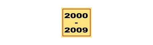 Squadre 2000-2009
