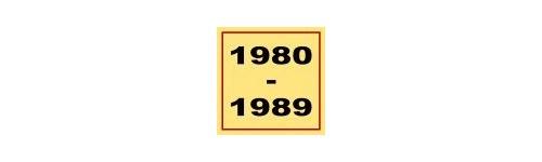 Teams 1980-1989