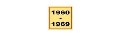 Teams 1960-1969