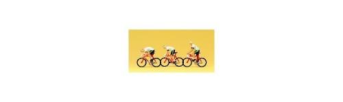 Cyclistes 1/87