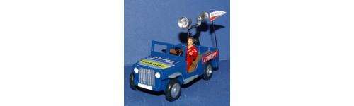 Vehicules miniatures 1/32