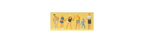 Figurines 1/87