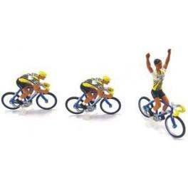 1979 Cyclist team of 3 - Renault Gitane