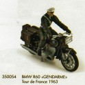 BMW R60 Gendarmerie Tour de France 1963