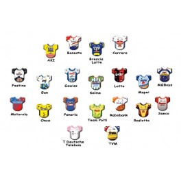1996 - 3 cyclists - Select your team