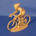 Leader position cyclist - Unpainted