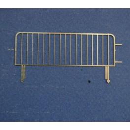 Fence Vauban 2.5m - 1/43