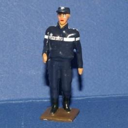 French Gendarme - New uniform - Scale 1/32